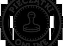 pieczątki online logo