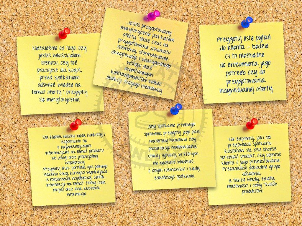 10 kroków, aby przygotować się na spotkanie z klientem