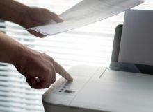 Skanowanie faktury z pieczątką a ważność dokumentu