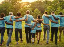 Organizacja non profit pieczątka