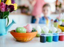 Pieczątki okolicznościowe, stemple dla dzieci, Wielkanoc