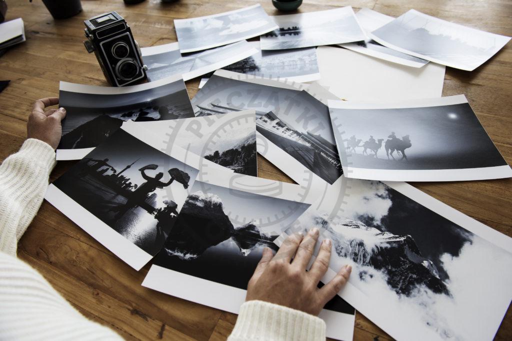 Pieczęć autorska w fotografii
