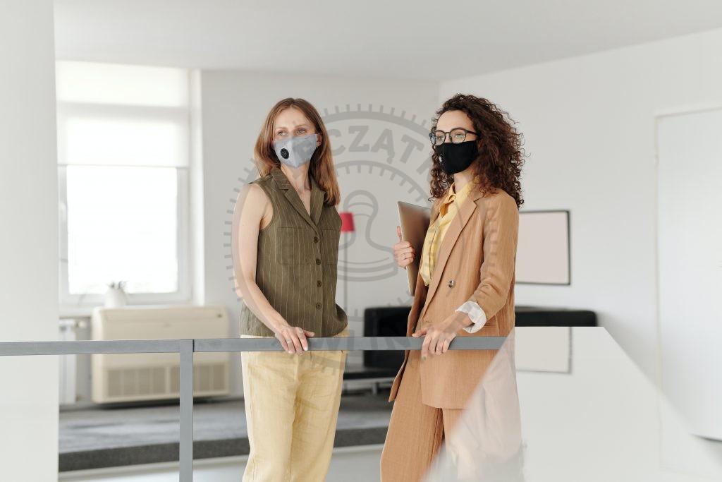 Pieczatki-online.eu - Powrót do biura po pandemii – jak zrobić to bezpiecznie?