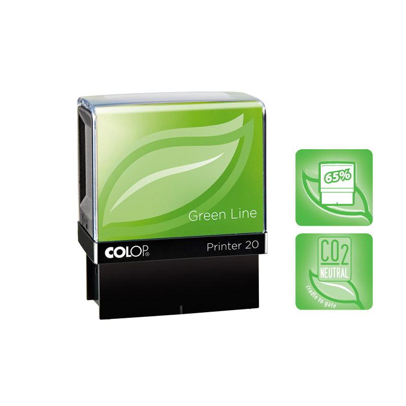 Colop Printer IQ 20 Green Line