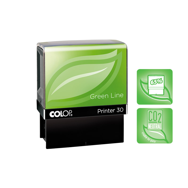 Colop Printer IQ 30 Green Line