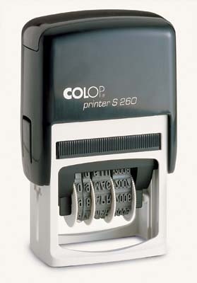 Colop Printer S260-Dater