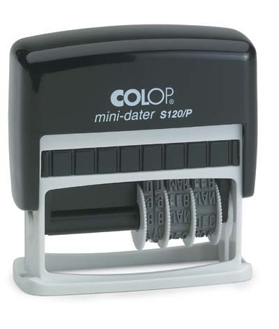 Colop Mini Dater S120/P (dowolny tekst + data)