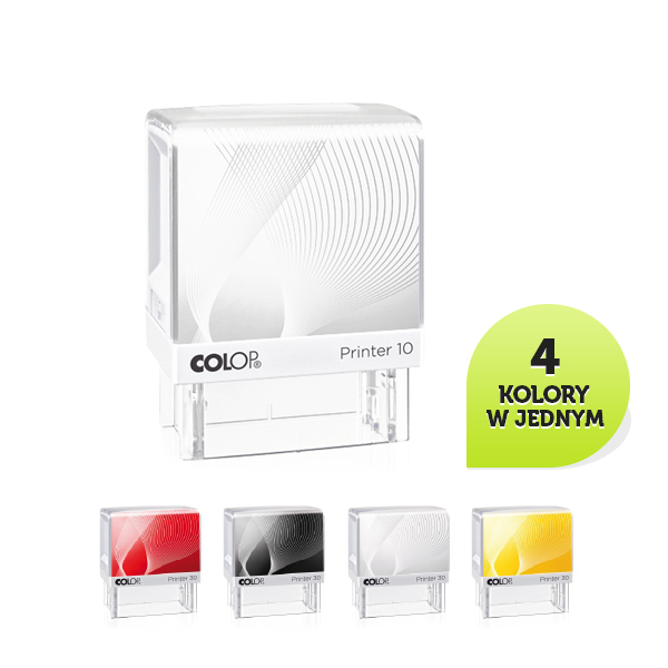 Colop Printer IQ 10 (4 kolory w 1)