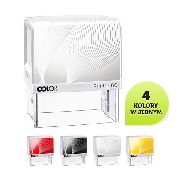 Colop Printer IQ 60 (4 kolory w 1)