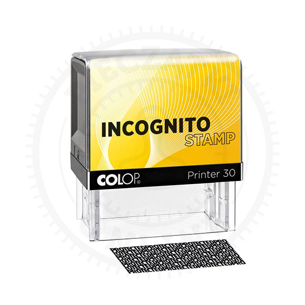Colop Printer IQ 30 do ochrony danych (Incognito)