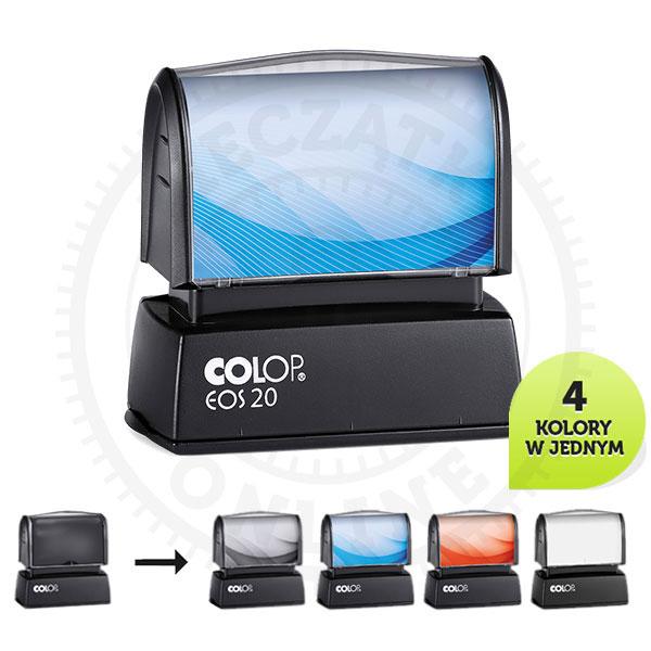 pieczatki-online.eu - pieczątka flashowa Colop EOS 20