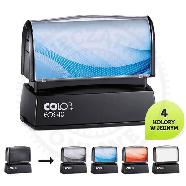pieczatki-online.eu - pieczątka flashowa Colop EOS 40