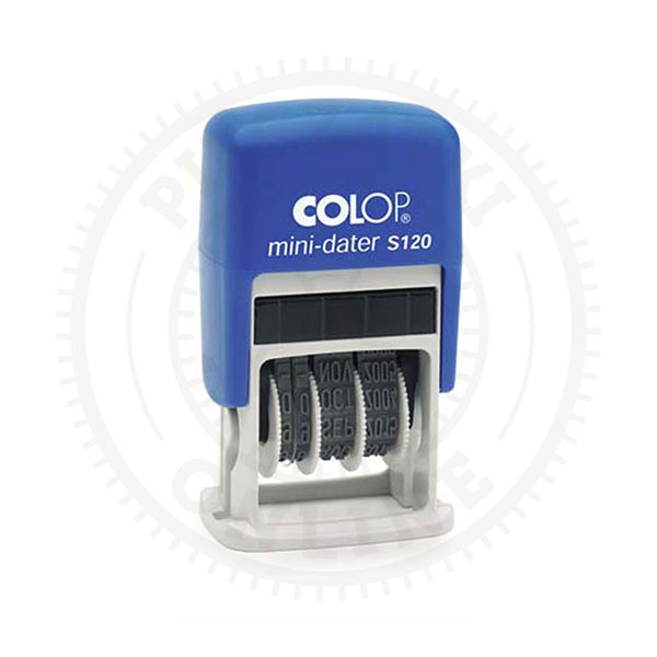 Colop Mini Dater S120 (sama data)