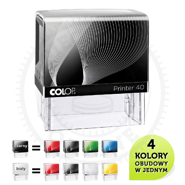 Colop Printer IQ 40 (4 kolory w 1)