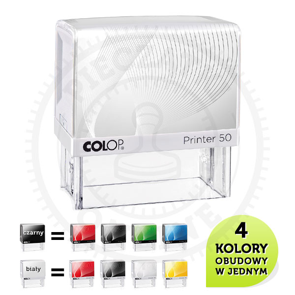 Colop Printer IQ 50 (4 kolory w 1)
