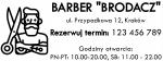 pieczatki-online.eu - wzór pieczątki barber